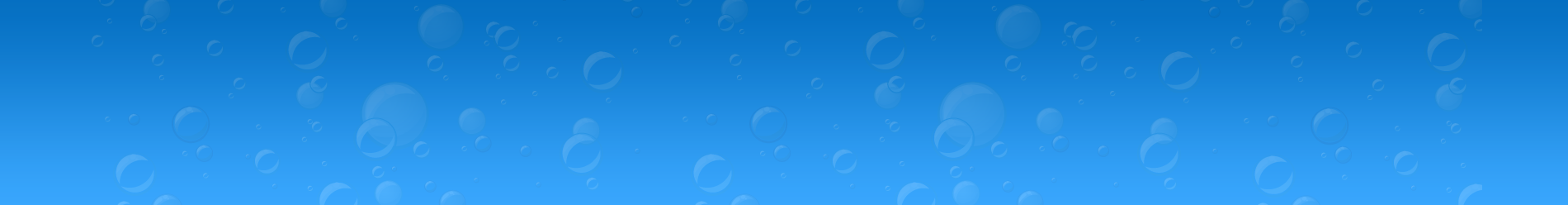 Blue Vertical Image with bubble background