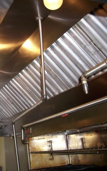 Commercial Kitchen exhaust cleaning and maintenance