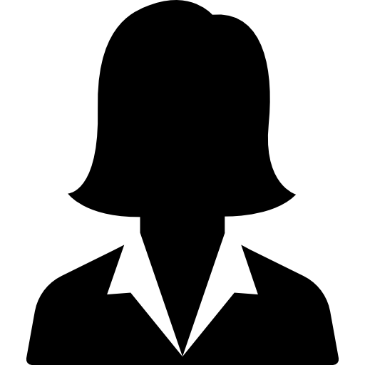 A professional women vector image