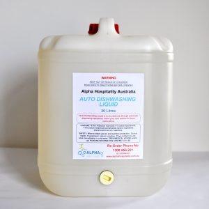 Auto Dishwashing Liquid 20 litre drum