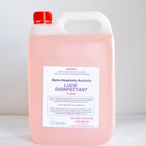 Surface disinfectant 5 litre can
