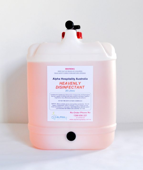 Heavenly Disinfectant drum 20 Litre